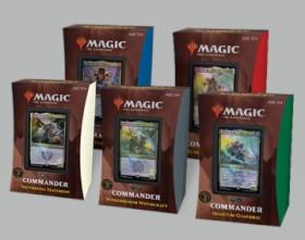 Commander 2021 Set of 5 decks