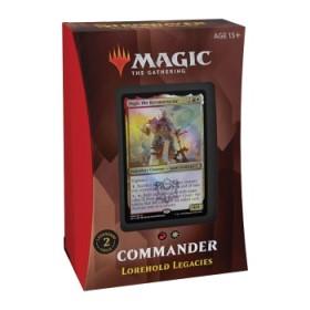Commander 2021 - Lorehold Legacies