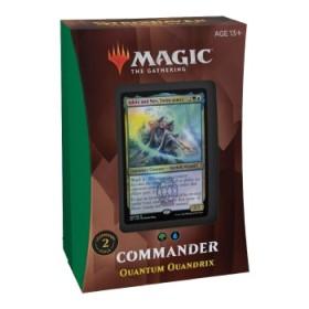 Commander 2021 - Quantum Quandrix