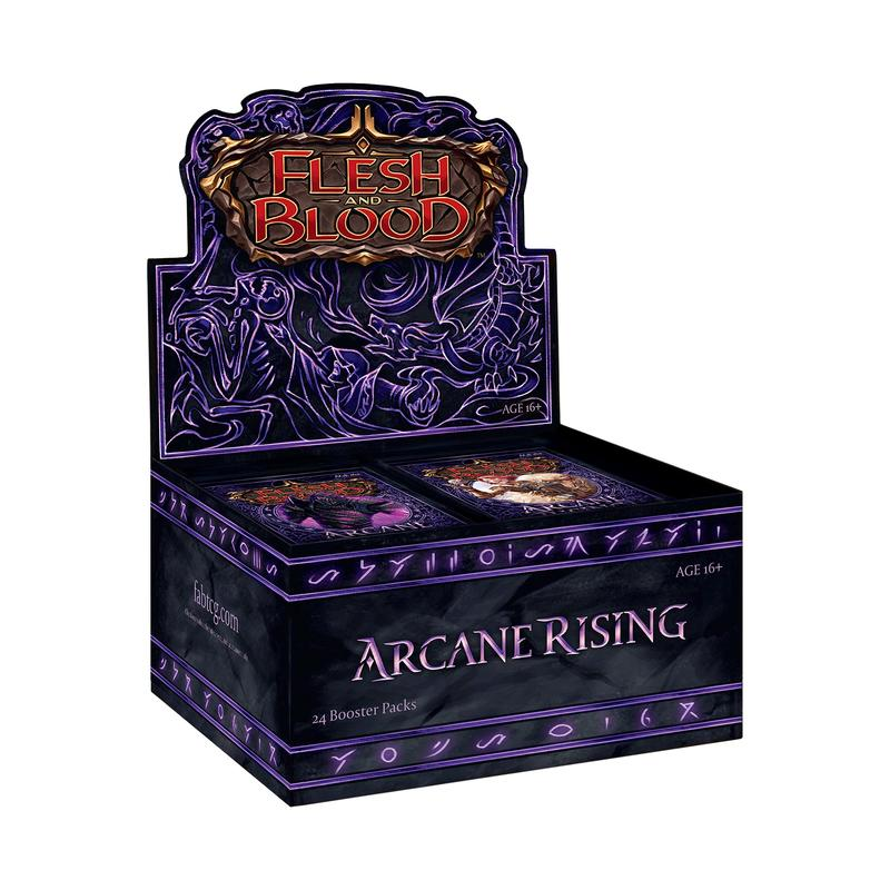 Arcane Rising Unlimited Booster Box