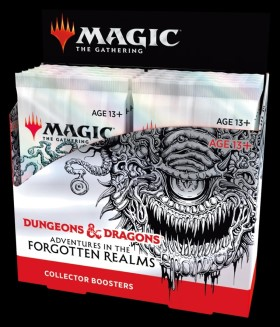 Adventures in the Forgotten Realms Collector Booster Box (BAB)