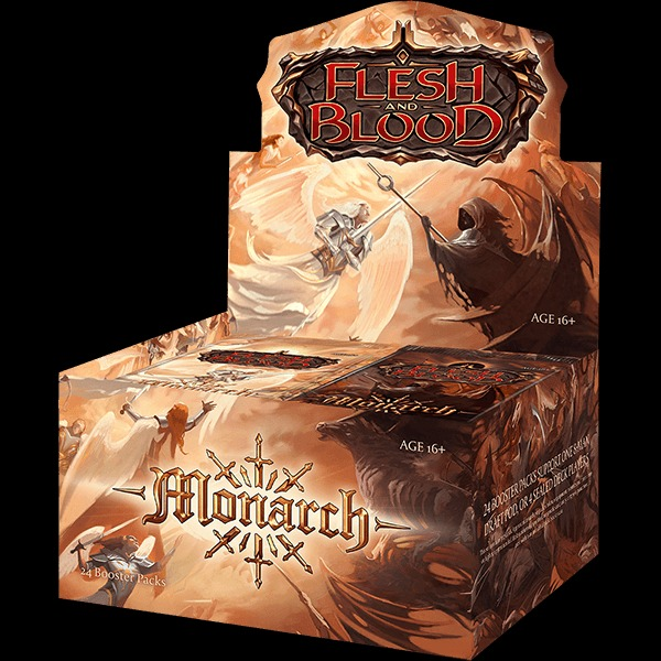 Monarch First Edition Booster Box