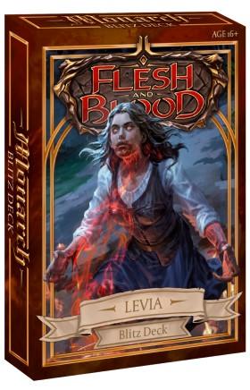 Monarch Blitz Deck: Levia
