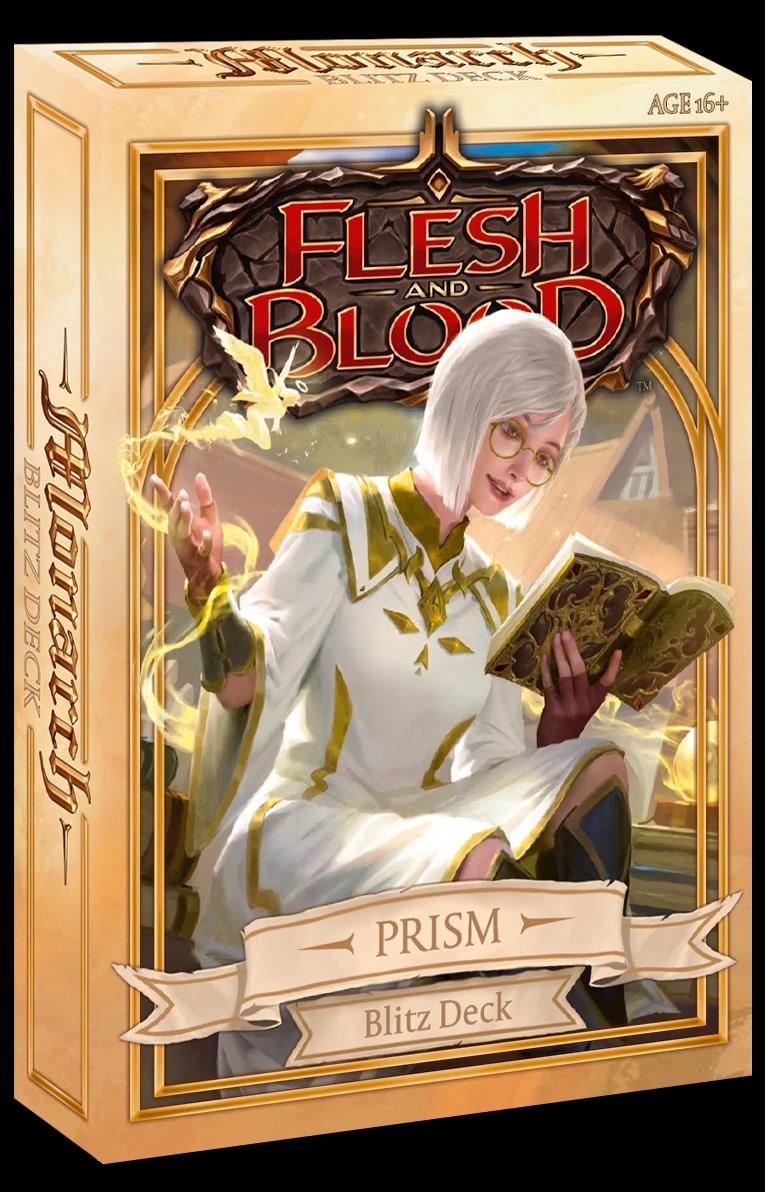 Monarch Blitz Deck: Prism