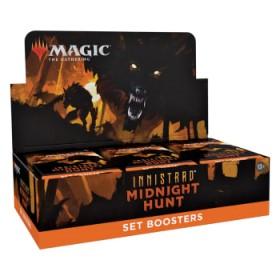 Innistrad: Midnight Hunt Set Booster Box (BAB)